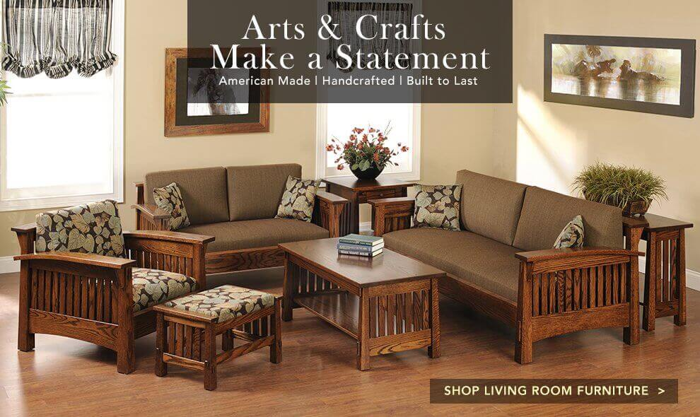 amish furniture fine oak wood furniture barn furniture