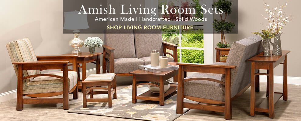 Amish Furniture | Fine Oak & Wood Furniture |Barn Furniture
